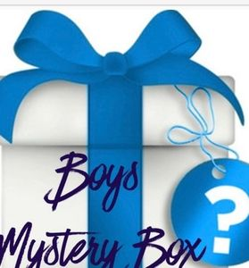 Mystery box for boys 3 toddlers to 5 toddlers